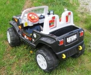 jeux de voitures électriques pour les enfants