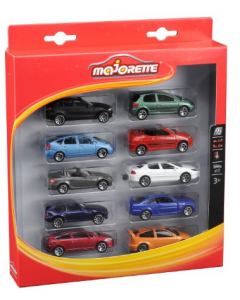 Petites voitures Majorette