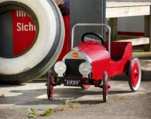 La voiture à pédale pour enfant Classic
